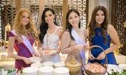 Phương Nga tự tin nói tiếng Anh, đọ sắc vóc ở Miss Grand International 2018
