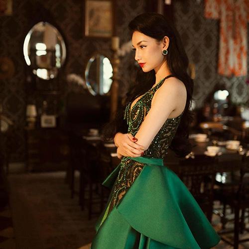 Quý cô Quỳnh Chi