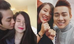Hoài Lâm được bạn gái hot girl thổ lộ: 'Thương anh bằng cả đời mình'