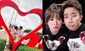 1.000 ngày yêu lãng mạn, nhắng nhít của Trấn Thành - Hari Won