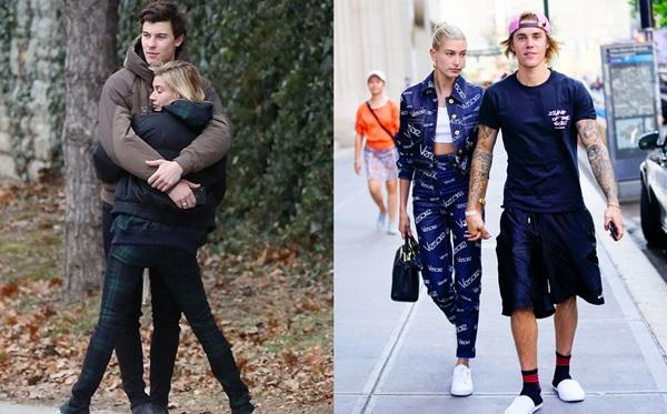 Người yêu cũ của Shaw Mendes giờ là vợ của Justin Bieber.