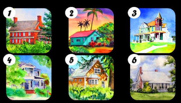Trắc nghiệm: Ngôi nhà trong mơ bộc lộ điểm đẹp đẽ nhất trong tính cách của bạn