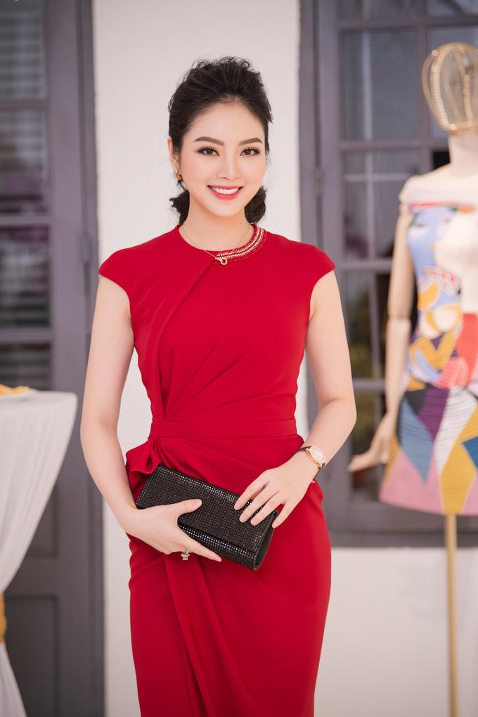 <p> Hoa hậu các dân tộc Ngọc Anh.</p>