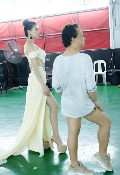 Phương Khánh là ứng viên tiềm năng của Việt Nam tại Miss Earth năm nay.