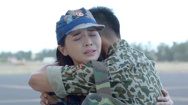 Cảnh gặp gỡ luôn đầy nước mắt của Minh Ngọc và Bảo Huy.