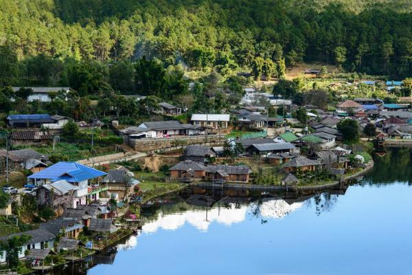 10 ngôi làng đẹp như tranh vẽ tại Thái Lan - 7