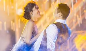Bị chỉ trích vì nhảy khêu gợi với chồng, Lan Khuê nhẹ nhàng thanh minh