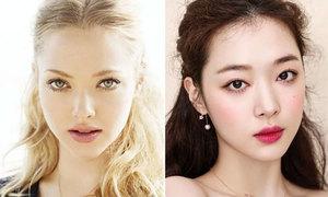 Các nghệ sĩ châu Á giống sao Hollywood bất ngờ