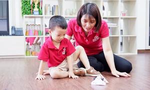 Phương pháp giáo dục STEM tại trường mầm non