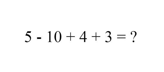 Ai là người có tài tính toán giỏi? - 2