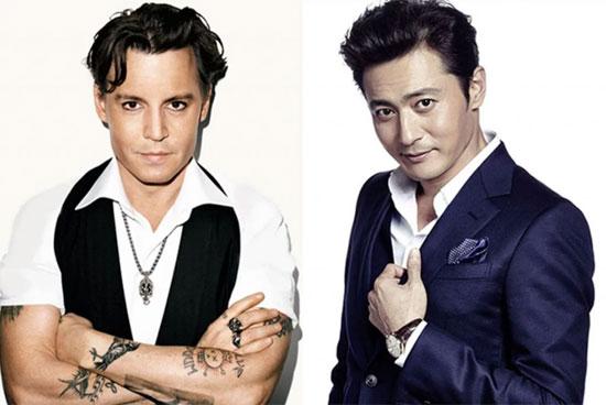 Khi nghệ sĩ châu Á cũng hao hao giống sao Hollywood - 4