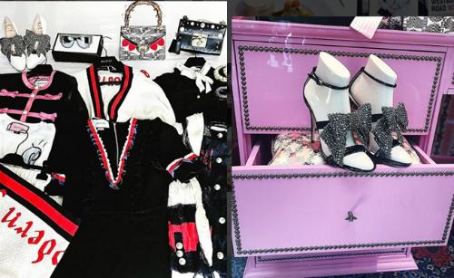 21 tuổi, Jolie Nguyễn sở hữu kho đồ hiệu nhiều người mơ ước. Cô là tín đồ của các thương hiệu Gucci, Dior, YSL...