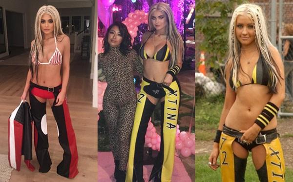 Diện mạo bắt chước Xtinacủa Kylie ấn tượng đến mức cô đã lọt vào top những màn hóa trang đỉnh nhất từ trước đến nay của sao Hollywoood.