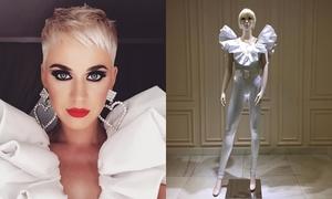 Katy Perry diện bodysuit của NTK Công Trí