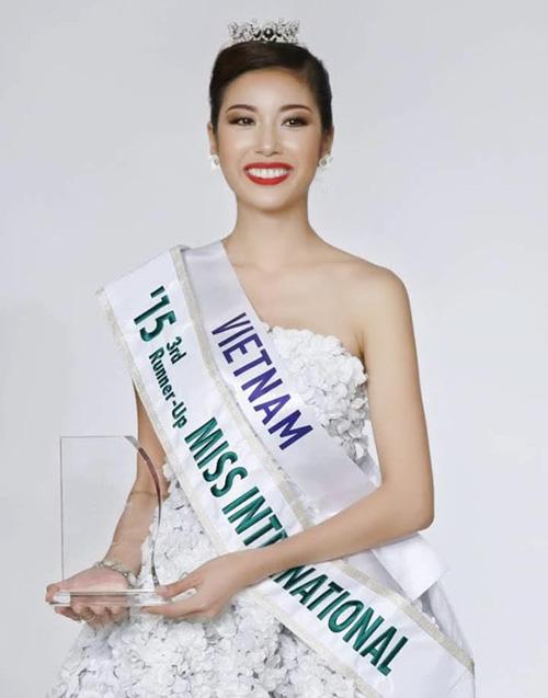 5 người đẹp Việt Nam nói tiếng Anh tốt khi dự thi nhan sắc quốc tế - 4