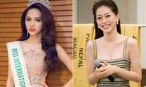 5 người đẹp Việt Nam nói tiếng Anh tốt khi dự thi nhan sắc quốc tế