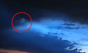 Tranh cãi về UFO trên bầu trời Mexico