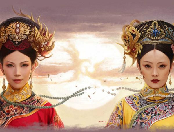 Top 10 phim ngôn tình chuyển thể từ tiểu thuyết của Trung Quốc - 9