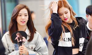 Jennie che kín mít, So Won mặc váy ngắn khoe chân dài 'siêu thực'