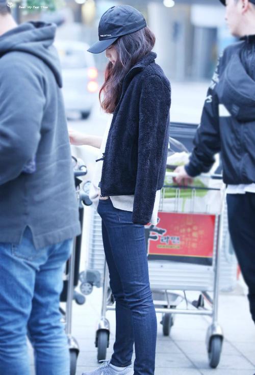 Style cuốn hút của girl crush hot nhất làng điện ảnh Hàn - 5