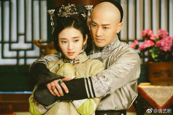 Top 10 phim ngôn tình chuyển thể từ tiểu thuyết của Trung Quốc - 3