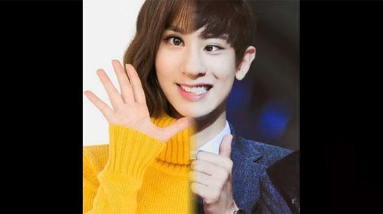 Với nửa khuôn mặt, bạn có biết đó là idol Hàn nào? (2) - 5