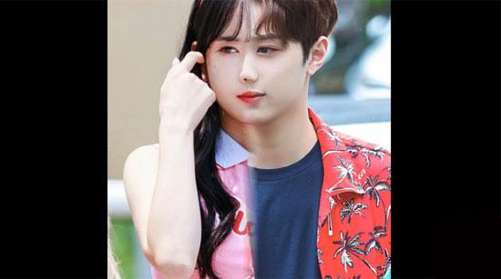 Với nửa khuôn mặt, bạn có biết đó là idol Hàn nào? (2) - 8