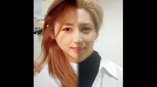 Với nửa khuôn mặt, bạn có biết đó là idol Hàn nào? (2) - 9