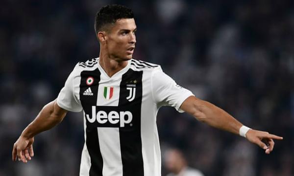 Cristiano Ronaldo gia nhập Juventus từ Real Madrid hồi tháng Bảy. Ảnh: AFP.