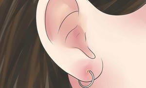 Xỏ khuyên có gây điếc tai không?