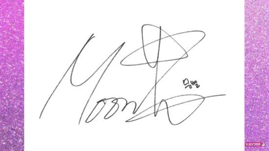 Soi chữ ký đoán idol Hàn, dễ hay khó? - 3