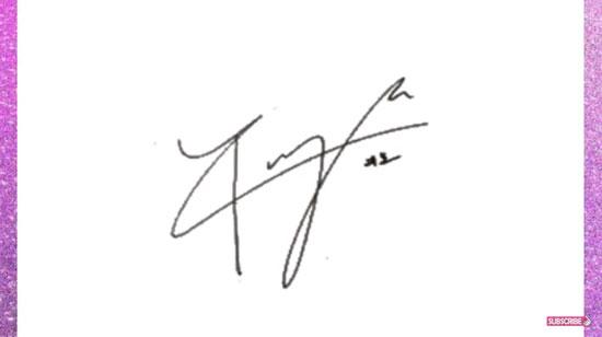 Soi chữ ký đoán idol Hàn, dễ hay khó? - 6