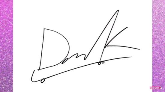 Soi chữ ký đoán idol Hàn, dễ hay khó? - 9