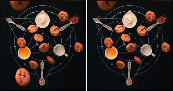 Mê mẩn đồ ăn ngon, bạn có nhận ra điểm khác biệt? - 4