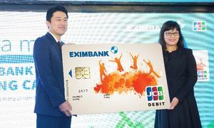 Eximbank ra mắt thẻ quốc tế JCB Young Card