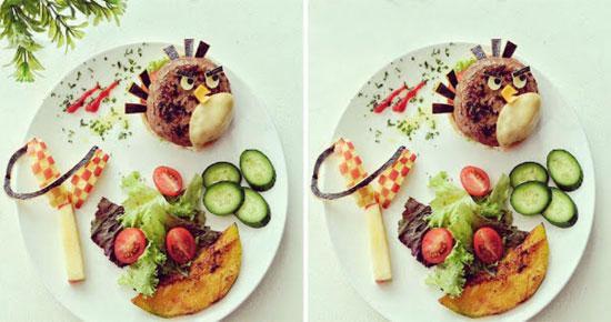 Mê mẩn đồ ăn ngon, bạn có nhận ra điểm khác biệt? - 5
