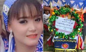 Nữ diễn viên 19 tuổi chết thảm vì cầm nhầm súng thật đóng cảnh tự sát