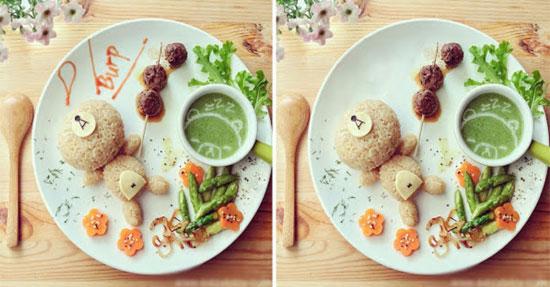 Mê mẩn đồ ăn ngon, bạn có nhận ra điểm khác biệt? - 6