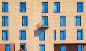 Những tòa nhà như hộp đồ chơi sắc màu ở Thổ Nhĩ Kỳ