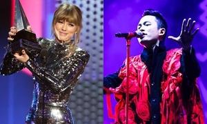 Phát ngôn 'không nghe nổi Taylor Swift', Tùng Dương gây tranh cãi