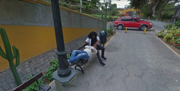 Ly dị khi nhìn thấy vợ âu yếm người đàn ông khác trên... Google Maps