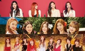 Black Pink chỉ đóng quảng cáo vẫn vượt mặt Red Velvet về danh tiếng
