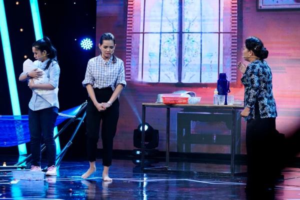 Việt Hương bật khóc trước chuyện đời của Hải Yến Idol - 5