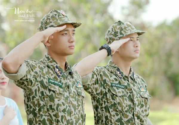 Nhà sản xuất nói gì về sai sót trong Hậu duệ mặt trời Việt Nam - 1
