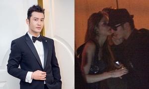 Huỳnh Hiểu Minh bị đồn phản bội Angelababy khi thân thiết với 'gái lạ'