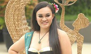 Thí sinh thừa cân tại Miss Earth: 'Tôi tự hào về cơ thể'