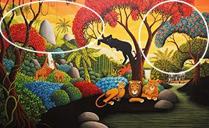 Trắc nghiệm: Bức tranh khu rừng sẽ tiết lộ lý do khiến bạn mệt mỏi - 2