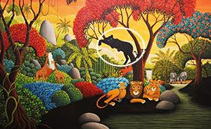Trắc nghiệm: Bức tranh khu rừng sẽ tiết lộ lý do khiến bạn mệt mỏi - 4