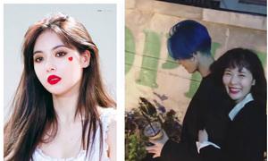 Vừa rời Cube, Hyun Ah tung clip ôm E'Dawn ngọt ngào
