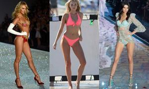 Những chân dài có thân hình 'Barbie sống'